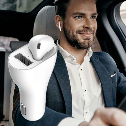 2 In 1 Vehicle Bluetooth Heads 1