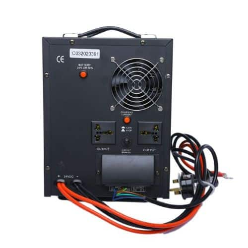 Bts Energy QUICK E 2.0KVA 24V Inverter With Selectable dodb 1