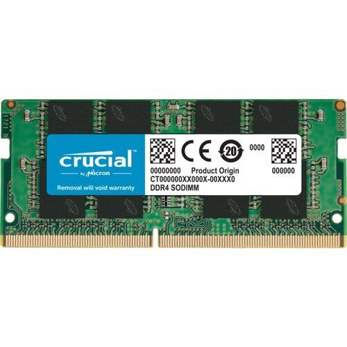 Crucial 8GB DDR4 Memory Module For Laptop 1 3