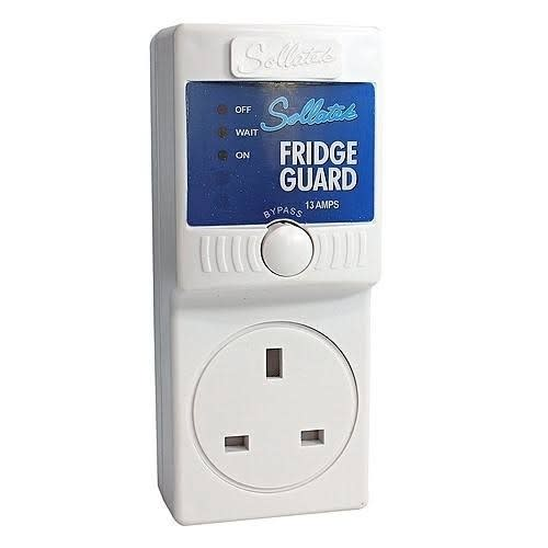 Fridge And Freezer Guard With Surge Protector