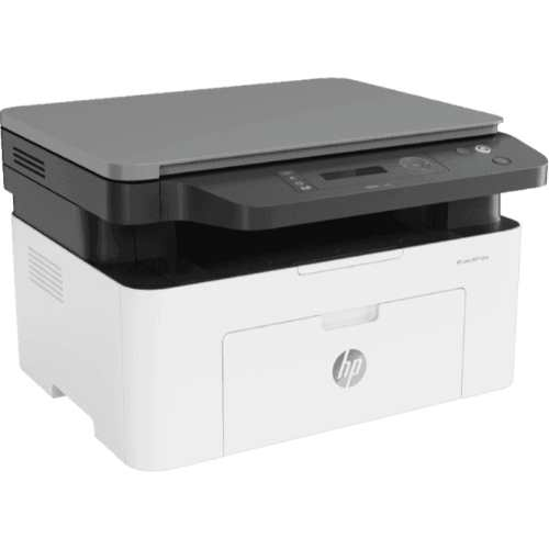 HP Laser Mfp 135w All In One Printe