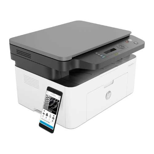 HP Laser Mfp 135w All In One Printer 1