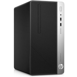 HPProDesk400G6MTCorei79th4GB1TBGenMicrotowerBusiness1