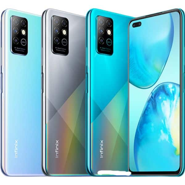 InfinixNote86.95inch128GB6GBRamAndroid10