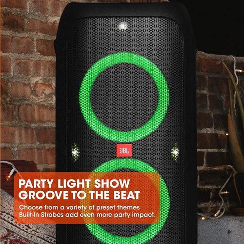 JBL Partybox 310 Portable Party Speaker 1 1