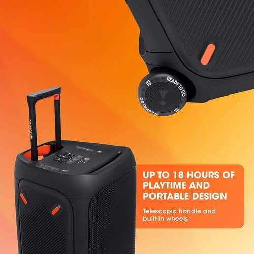 JBL Partybox 310 Portable Party Speaker 2 1