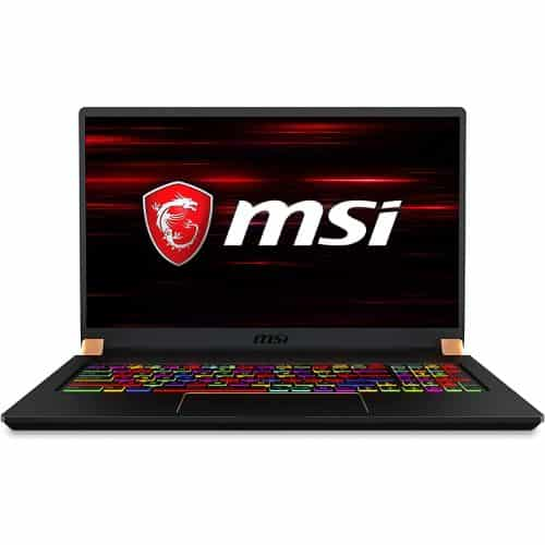 MSI GS75 Stealth Gaming Laptop 1