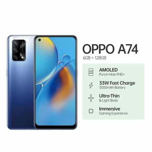 Oppo A74 128gb