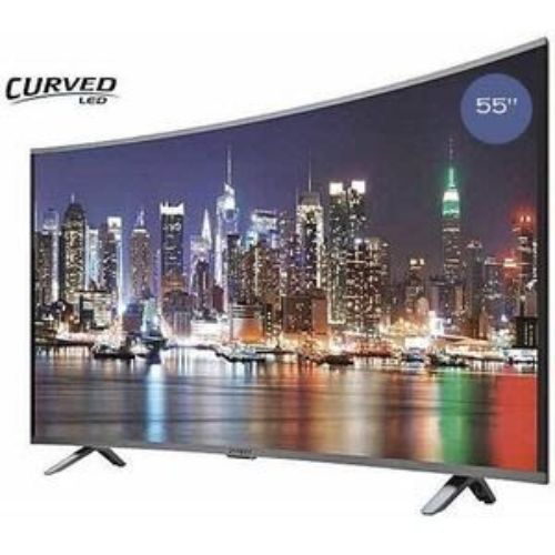Polystar 55 Inches Curved TV 1