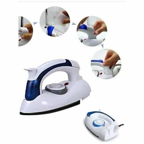 Portable Travelling Foldable Steam Pressing Iron price 1