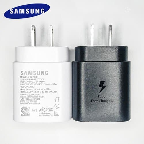Samsung 25W Super Fast Wall Charger 1 1