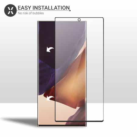 Samsung Galaxy Note 20 Ultra Tempered Glass Screen guide price
