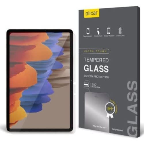 Samsung Galaxy Tab S7 Plus Tempered Glass Screen Protector price
