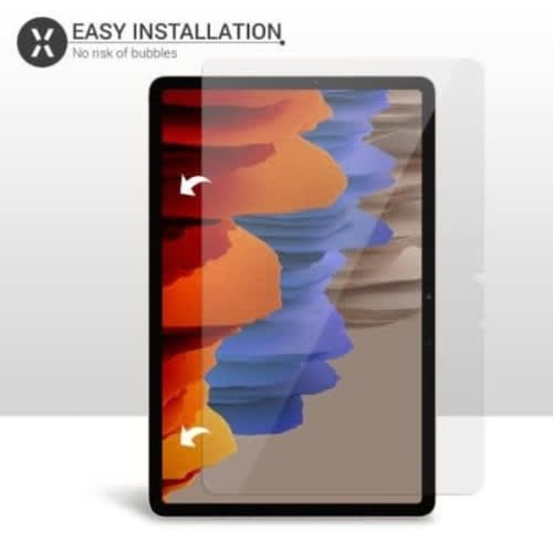 Samsung Galaxy Tab S7 Plus Tempered Glass Screen Protector